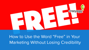The free word in marketing