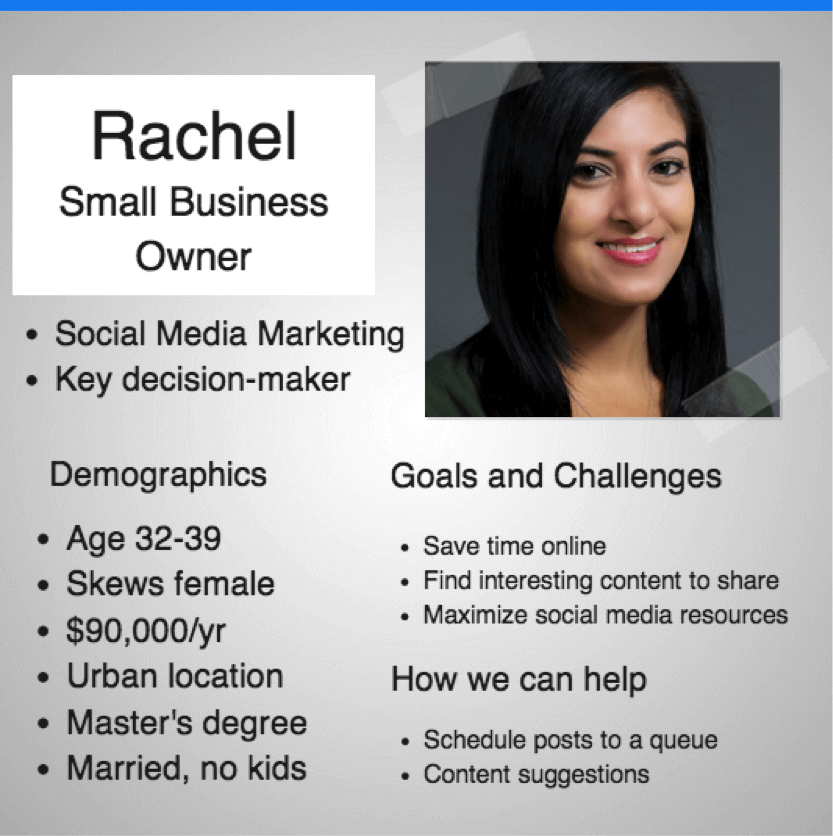 rachel small business owner