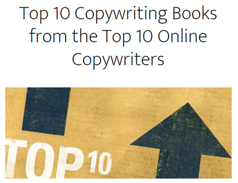 copywriting books