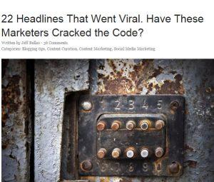 headlines that went viral