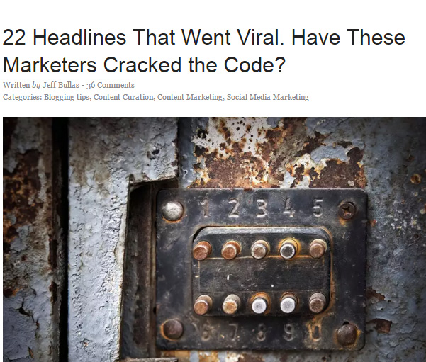 headlines that went viral