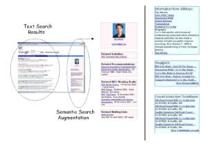 semantic search augmentation