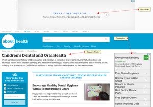 about health dental
