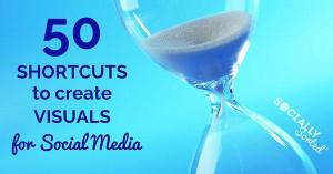 50 shortcuts visual marketing