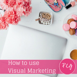 how to use visual marketing