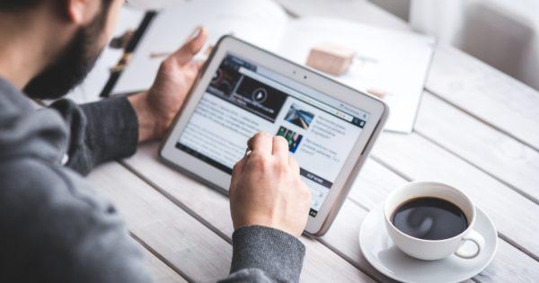 web reader content