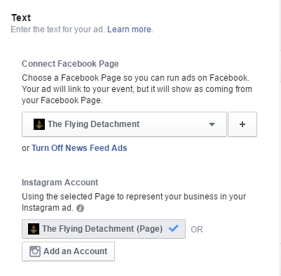 connect-facebook-page-instagram-account-ad-creation-tool