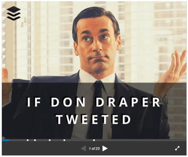 if don draper tweeted