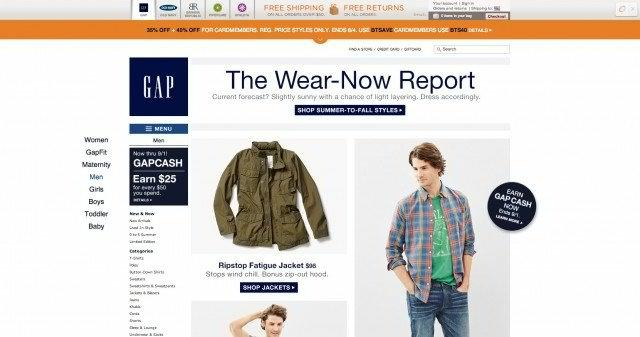 the wear now report