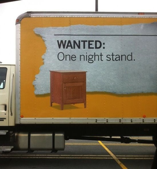 one night stand furniture