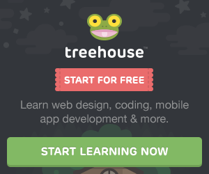 treehouse start for free