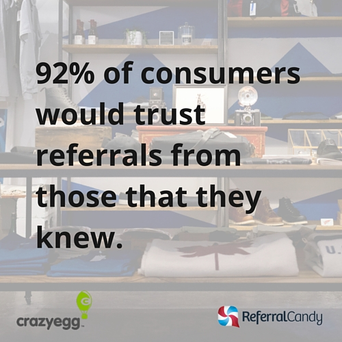 ecommerce referral marketing nielsen