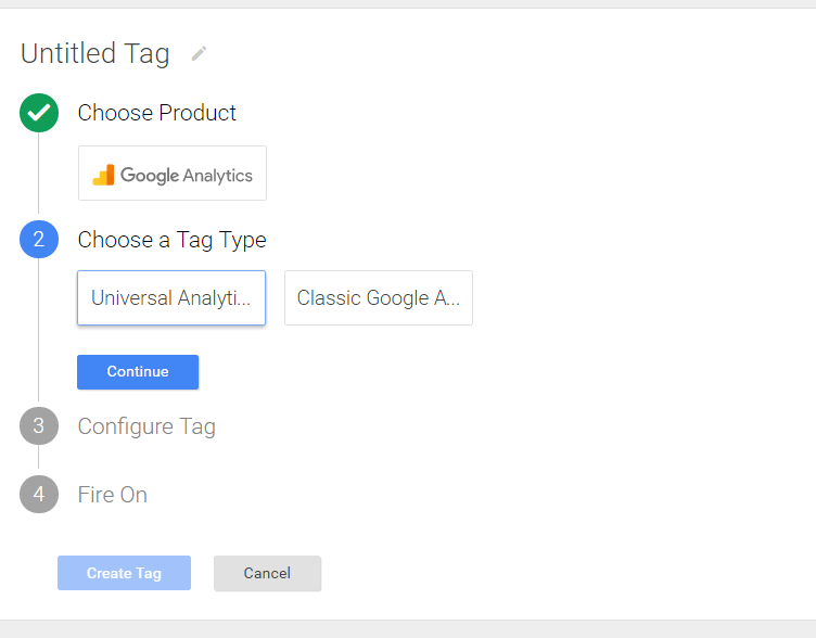 choose tag type