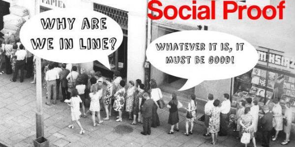 social proof