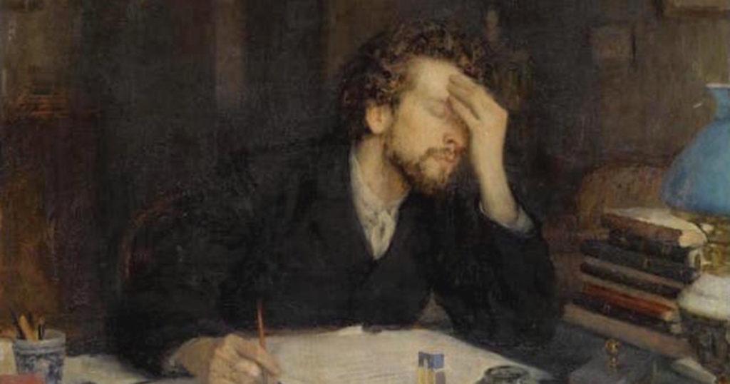 make a bad writer great