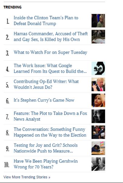 trending-content