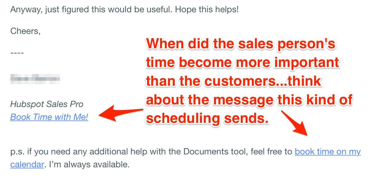when-did-the-sales-person-time-become-less-important