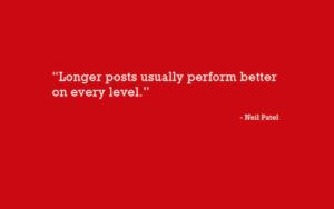longer neil patel