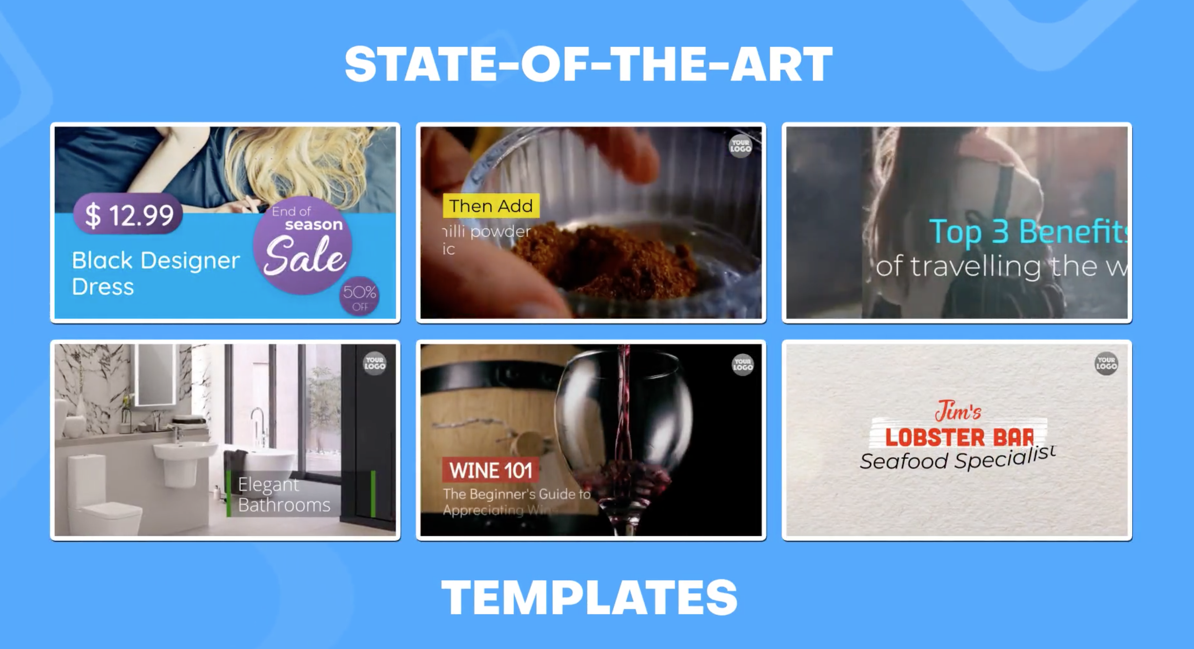 InVideo templates