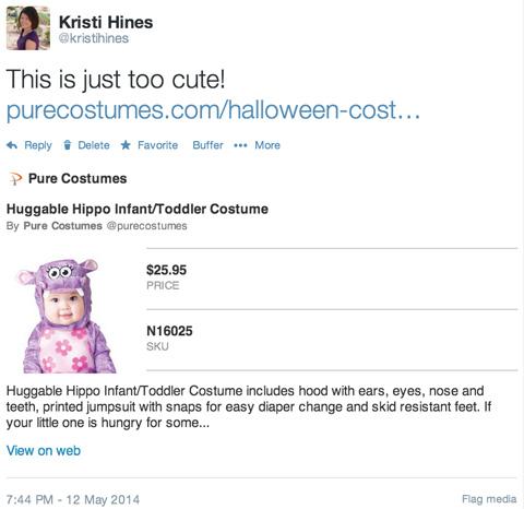 Kristi Hines Twitter