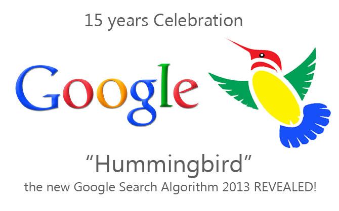 google humingbird