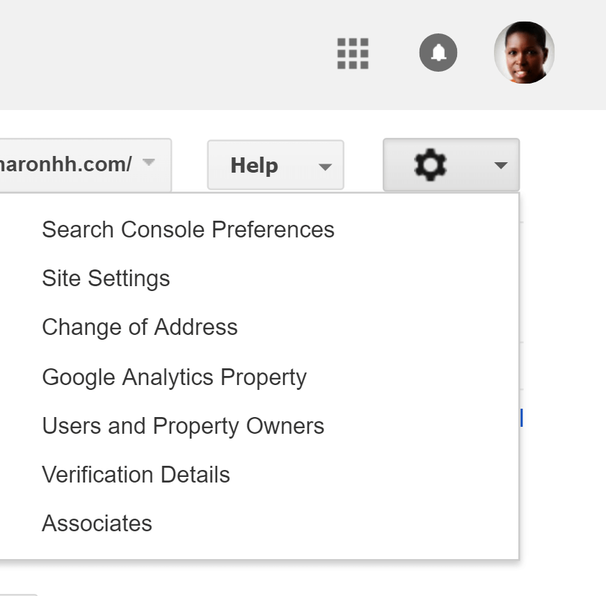google search console add analytics