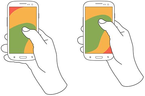 mobile heatmap