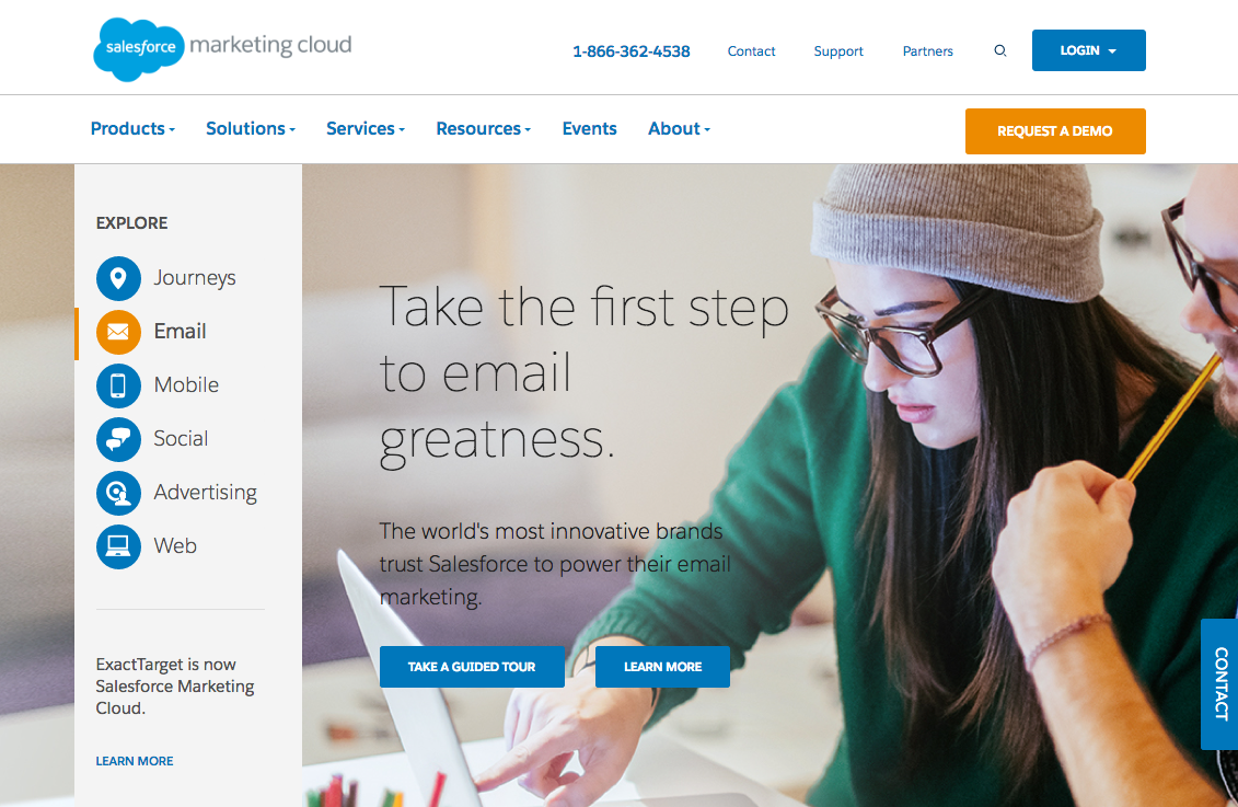 Guide to Email Marketing Software Providers by Crazy Egg