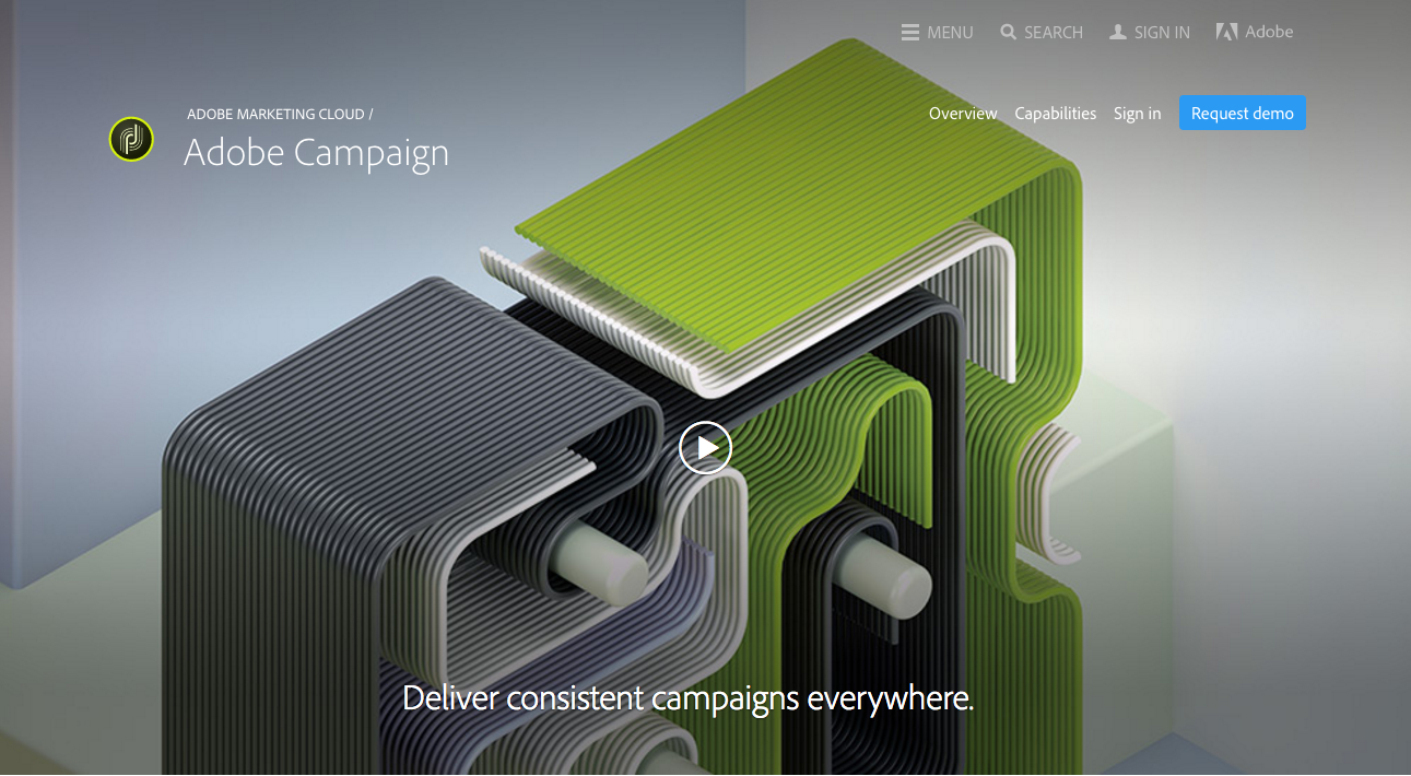 adobe marketing cloud campaign