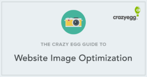 crazy egg guide to website image optimization