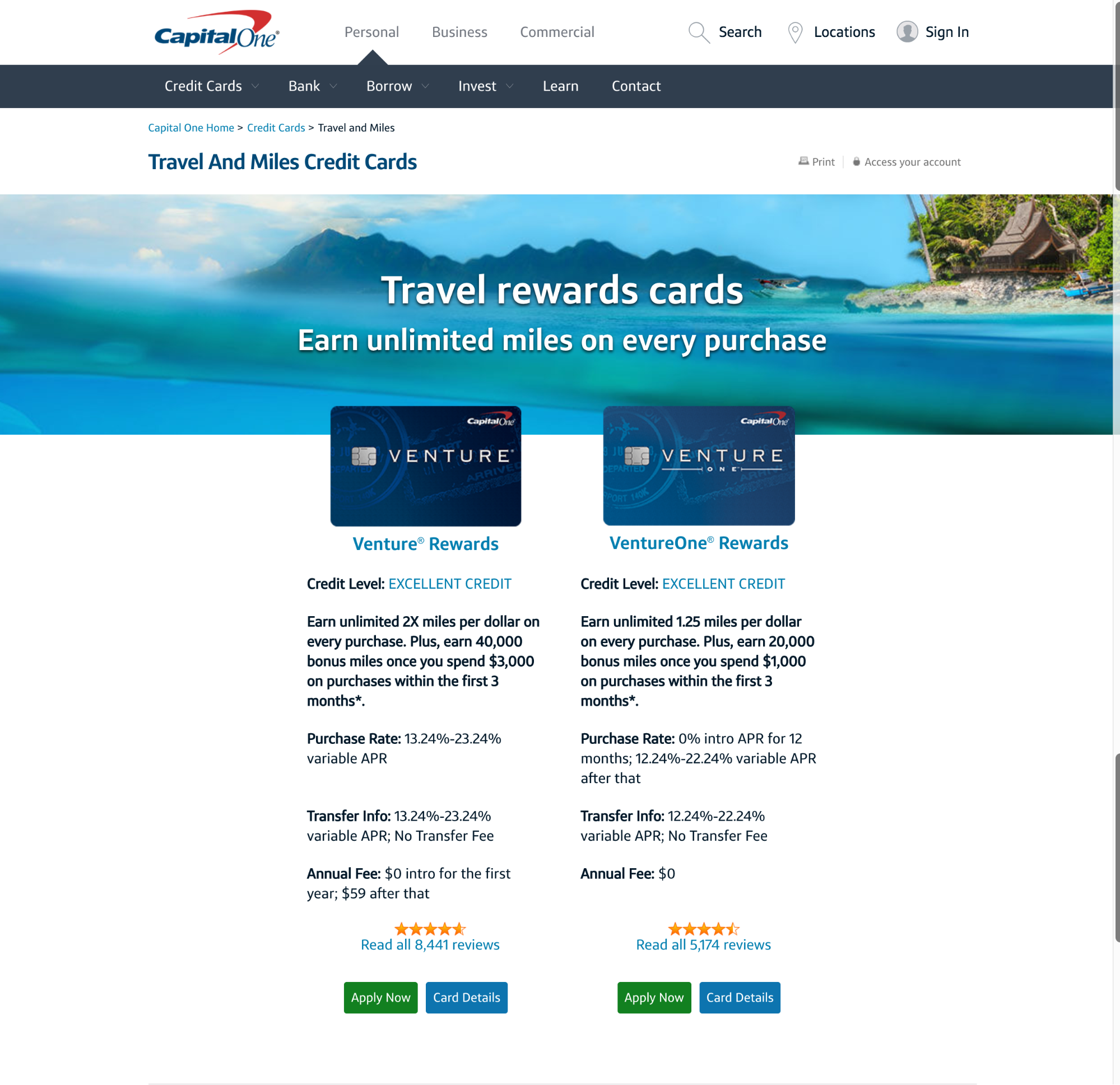 conversion-copywriting-capital-one-screenshot