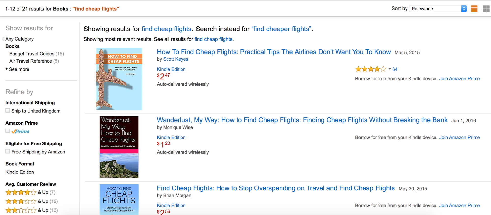 conversion-copywriting-find-cheap-flights