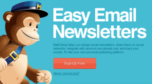 easy email newsletters