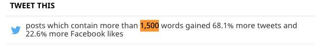 1500 word post