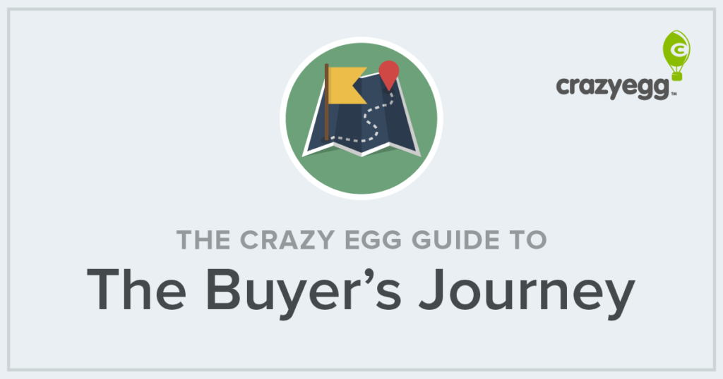 the crazy egg guide to the buyers journey