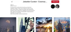 jetsetter curator board