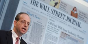 Wall street journal speech