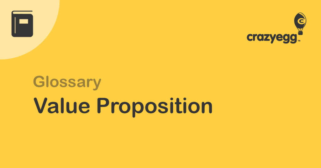 glossary value proposition