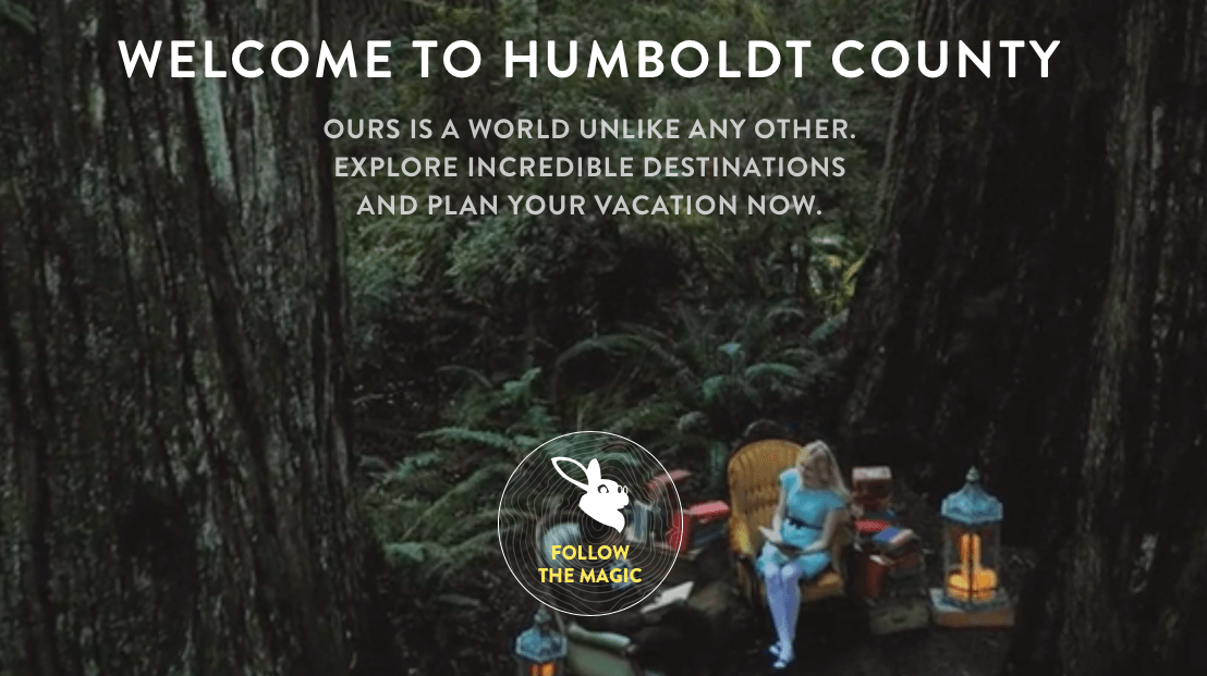 Humboldt County Click Here CTA