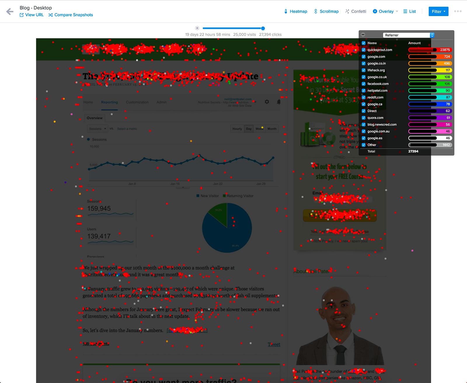 screenshot confetti