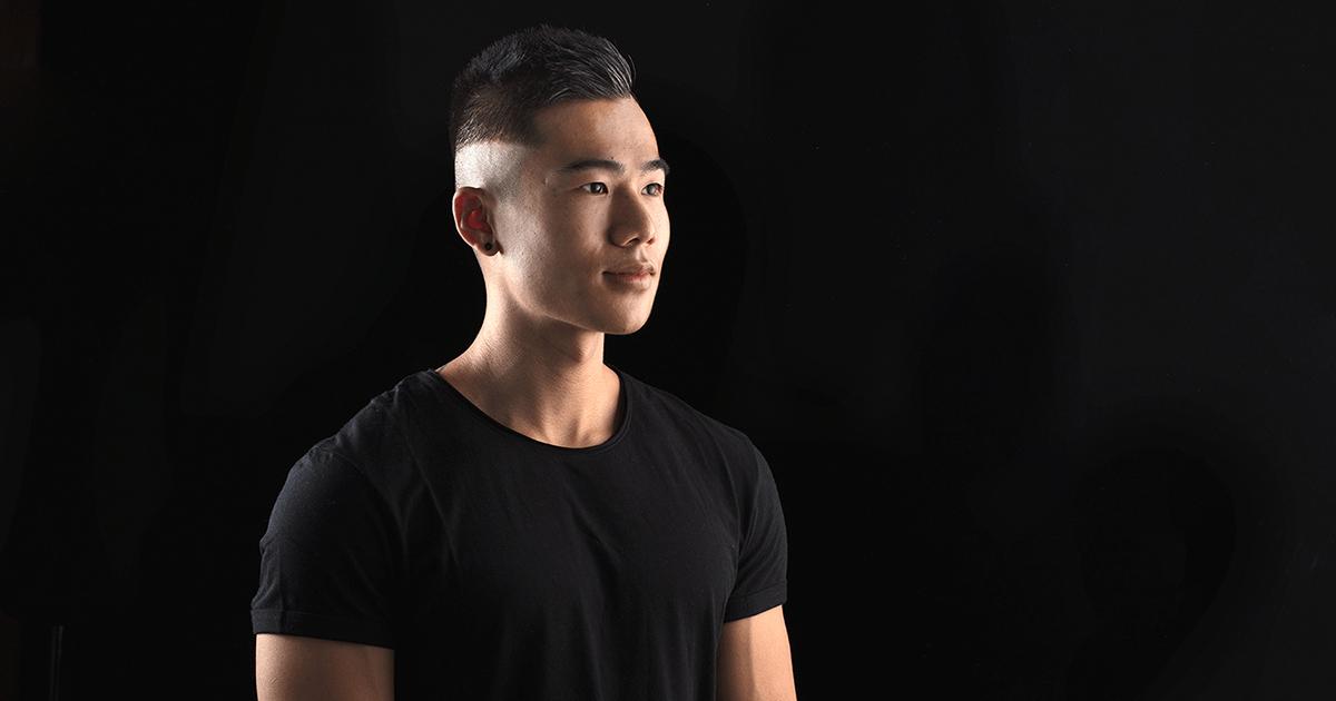michael wong mizko portrait