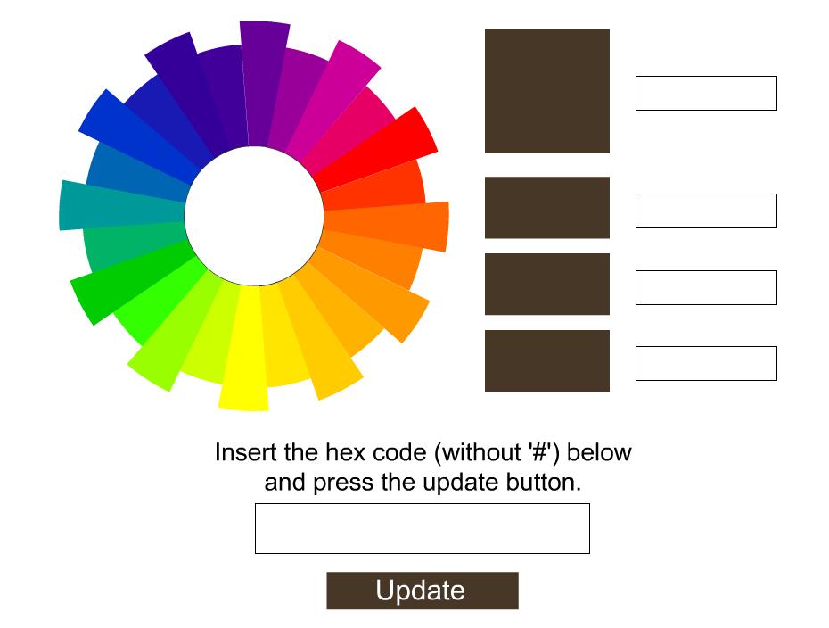 Hex Color Scheme Generator