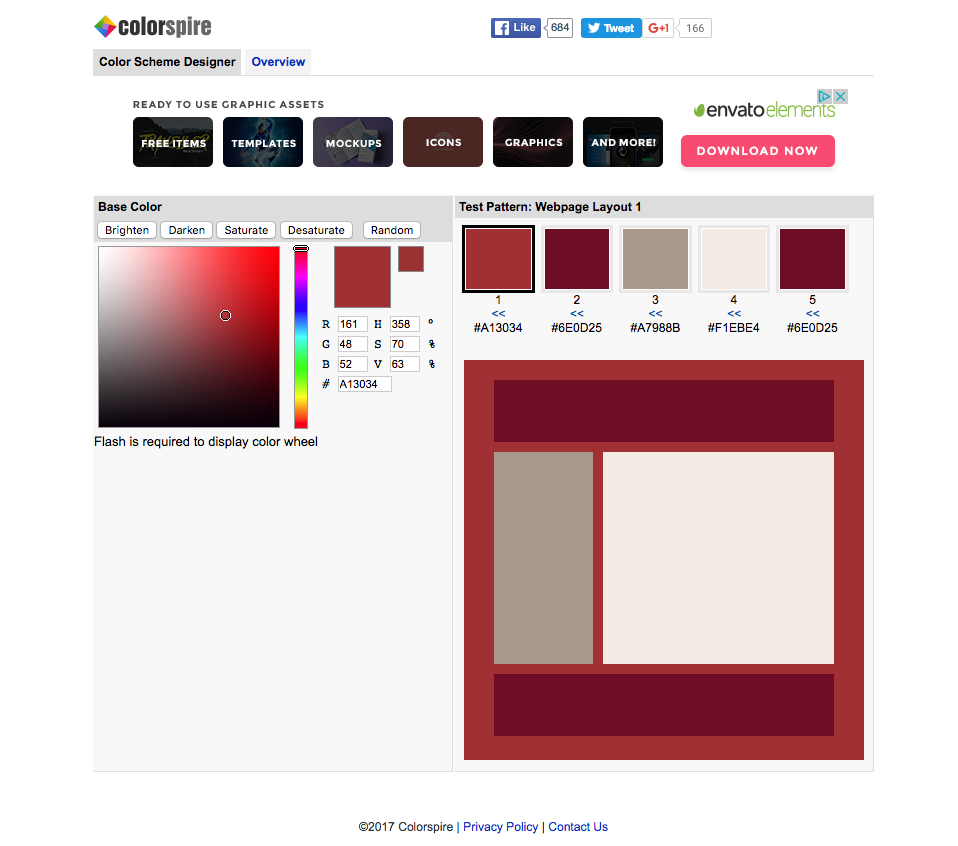 Color Scheme Designer a handy list of resources for picking the perfect website