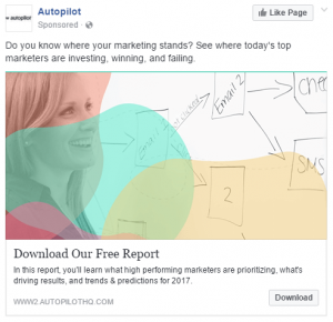 Autopilot Sponsored post