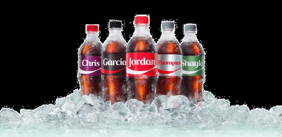 Coke a Cola Names