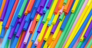drinking straws