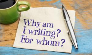 Why Am I Writing