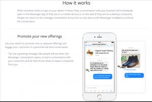 How Messenger Ads Work