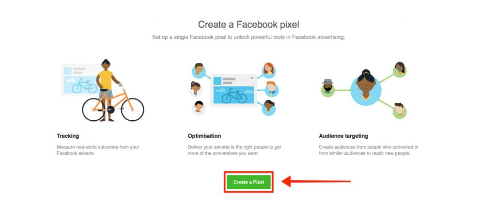 Create FB Pixel