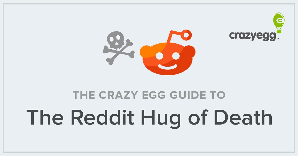 Guide on How to Avoid the Reddit Hug of Death / Slashdot Effect